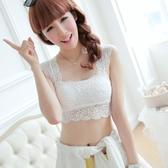 吊帶背心-優雅秀氣蕾絲造型女內衣2色73il2[時尚巴黎]