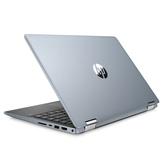 【限時特賣】HP Pavilion x360 14-dh1035TX (i5-10210U/8GB/MX130-2GB/512GB PCIe SSD/W10/FHD) 冰心藍