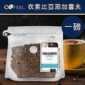 CoFeel凱飛 鮮烘豆衣索比亞耶加雪夫中烘焙咖啡豆一磅