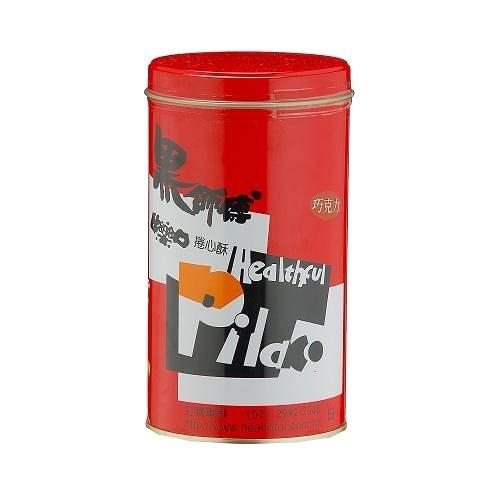 黑師傅捲心酥-巧克力口味400g【愛買】