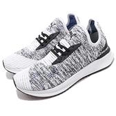 Puma 休閒慢跑鞋 AVID EvoKnit Mosaic 白 黑 雪花 襪套 男鞋 女鞋 運動鞋 【ACS】 36660106