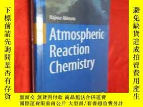 二手書博民逛書店Atmospheric罕見Reaction Chemistry