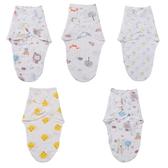 寶寶紗布包巾 四季純棉 懶人包巾 可調式簡易包巾 RF10612