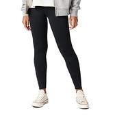 Converse Mountain Club Warmth 女款 黑色 彈性 緊身褲 10020320-A01