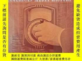二手書博民逛書店American罕見Media History with InfotracY23583 Fellow, Ant
