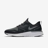 Nike Odyssey React 2 Shield [BQ1671-003] 男鞋 慢跑 運動 休閒 緩衝 黑灰