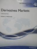 【書寶二手書T9/大學商學_XET】Derivatives Markets-International Edition_
