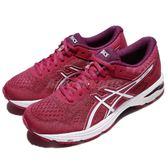 【六折特賣】Asics 慢跑鞋 GT-1000 6 桃紅 白 輕量吸震 女鞋 運動鞋 【PUMP306】 T7A9N2001
