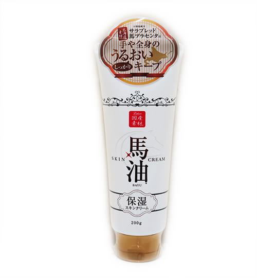 Lishan 莉香北海道馬油全身乳液 200ml