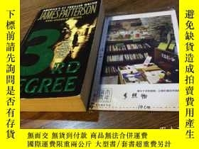 二手書博民逛書店英文原版罕見3rd degree and Andrew Gros