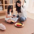 日式地毯客廳臥室陽臺榻榻米地墊夏季床邊爬行墊涼席墊子滿鋪房間 格蘭小舖