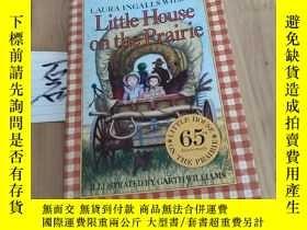 二手書博民逛書店little罕見house on the prairie full color 草原上的小木屋Y15335 見