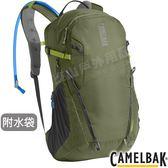 CamelBak 1107301000青苔綠 18L登山健行背包 Cloud Walker極限馬拉松/野跑路跑訓練背包