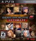 PS3 Dead or Alive 5 Ultimate 生死格鬥 5 Ultimate(美版代購)