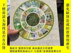 二手書博民逛書店英文原版罕見Banknote and Central BankY