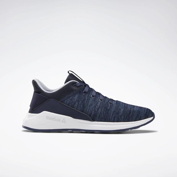 Reebok Ever Road Dmx 2.0 [DV5827] 男鞋 健走 步行 運動 輕量 透氣 舒適 深藍 灰