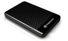 Transcend 創見1TB StoreJet 25A3 2.5吋USB3.1行動硬碟-經典黑(TS1TSJ25A3K) 【刷卡含稅價】