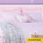 HOLA 夏樂床包兩用被組 加大