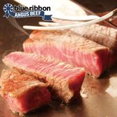 【599免運】美國藍絲帶極黑菲力牛排1片組(150公克/1片)
