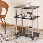創意小茶幾簡約家具陽台桌現代小戶型行動茶水架小桌子臥室小茶桌igo 享購