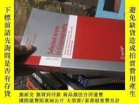 二手書博民逛書店761908罕見450pages selected areas