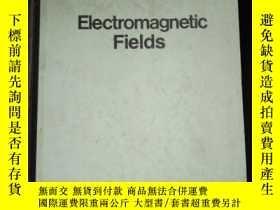 二手書博民逛書店Electromagnetic罕見FieldsY16149