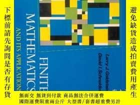 二手書博民逛書店Finite罕見Mathematics and Its Appl