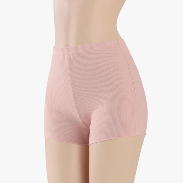 2件全棉純棉安全褲女春夏防走光不卷邊打底褲四角褲平角內褲短褲