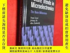 二手書博民逛書店Future罕見Trends In Microelectroni