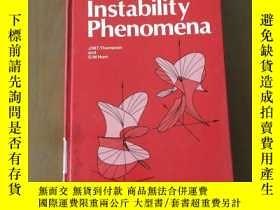 二手書博民逛書店Elastic罕見Instability Phenomena( 英文原版 彈性失穩現象)Y5375 J M T
