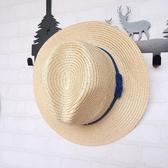 遮阳帽 夏季韓版男女通用草帽爵士帽防曬遮陽帽沙灘帽禮帽 城市科技