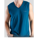 Pierre Cardin  2件組台灣製木醣醇涼感無袖衫(隨機取色)