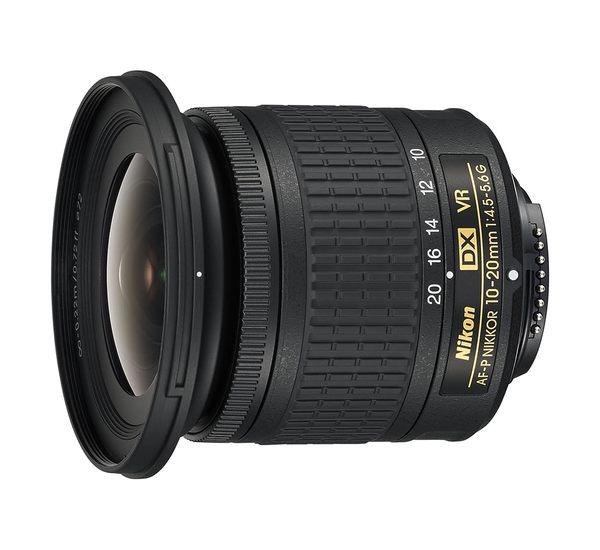 Nikon AF-P 10-20mm F4.5-5.6G VR DX 專用超廣角鏡頭 F/4.5-5.6G【公司貨】