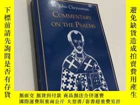 二手書博民逛書店Chrysostom罕見:commentary on the p