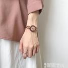 手錶 北歐輕奢小眾手錶女學生韓版簡約小錶盤復古港風文藝小巧精致chic 智慧 618狂歡