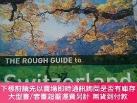 二手書博民逛書店THE罕見ROUGH GUIDE to Switzerland 瑞士入門指南Y389707 Matthew T