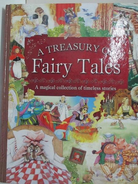 【書寶二手書T8/少年童書_I4P】Treasury of Fairy Tales_Arcturus Publishing