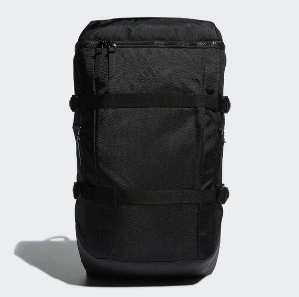 【折後$1780】◆adidas OPS STAR BACKPACK 黑 休閒 大容量 旅行背包 雙肩 後背包 CV4942