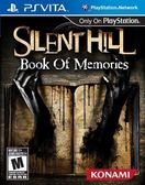 PSV Silent Hill: Book of Memories 沉默之丘:回憶之書(美版代購)
