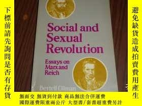 二手書博民逛書店SOCIAL罕見AND SEXUAL REVOLUTIONY56