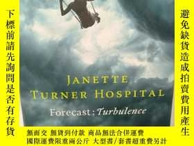 二手書博民逛書店Forecast罕見Turbulence by Janette