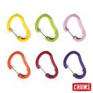 彩色D型環 鑰匙圈(小) 隨機出貨 CH610118
