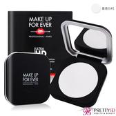 MAKE UP FOR EVER ULTRA HD超進化無瑕微晶蜜粉餅-晶透白#1(6.2g)【美麗購】