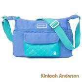 金安德森 PLAY 造型側背包 藍色