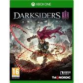 [哈GAME族]免運費●狂怒剽悍登場●XBOX ONE 末世騎士3 國際版 簡體中文版 Darksiders III 11/27發售