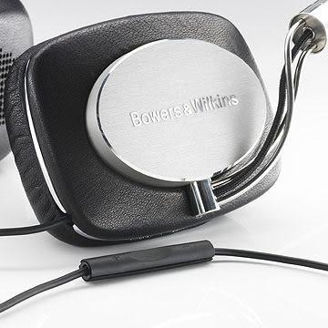 經典數位~Bowers & Wilkins P5 Mobile HiFi Stereo降躁耳機~iPhone/iPod/iPad2現貨