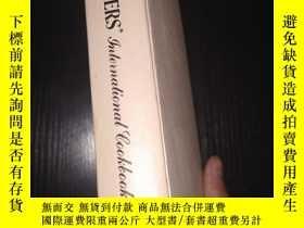 二手書博民逛書店WEIGHT罕見WATCHERS:International Cookbook 慧儷輕體:國際食譜Y8994