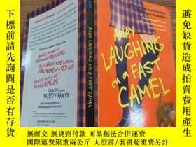 二手書博民逛書店away罕見laughing on a fast camel ( d72)Y266787