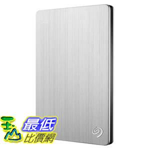 [107美國直購] Seagate Backup Plus 2TB Portable Hard Drive with Rescue Data Recovery Services