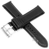 【台南 時代鐘錶 精選質感錶帶】  FOSSIL 原廠錶帶 ME3041  黑色 尺寸22mm  附工具 FL003